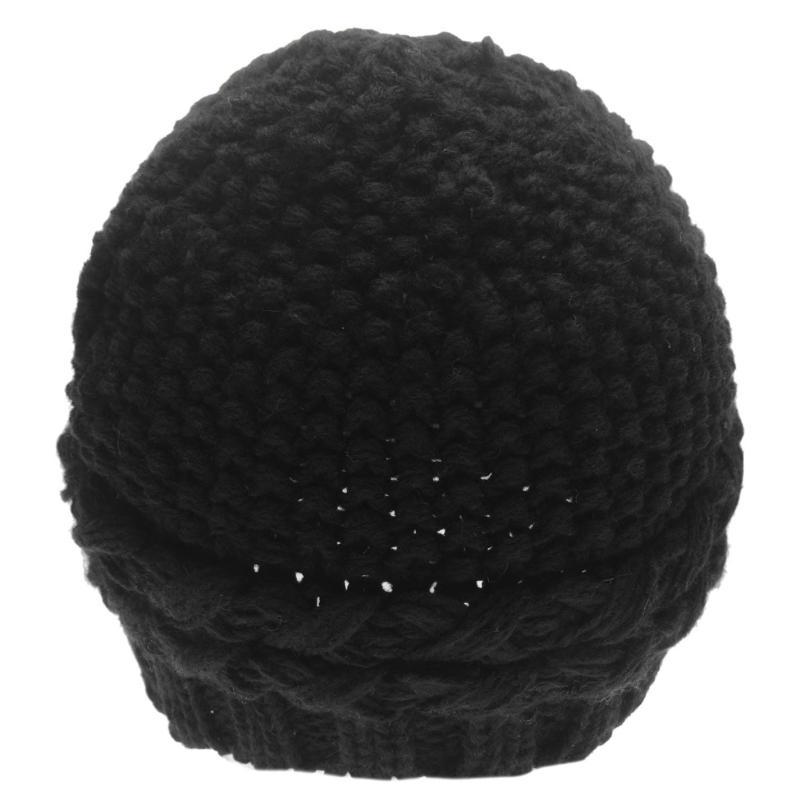 Roxy Glacier Beanie Hat Ladies Black