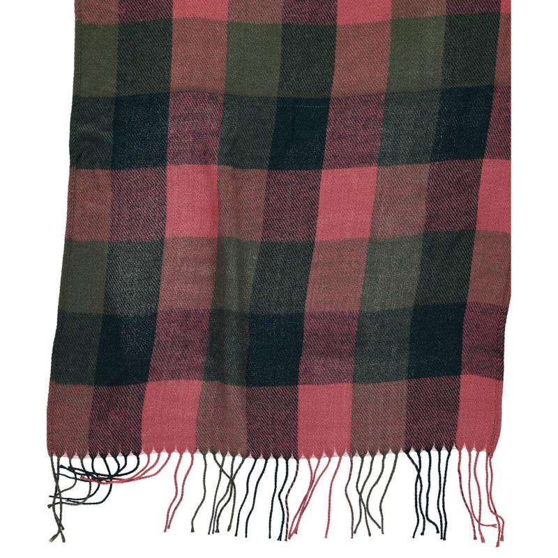 SoulCal Oversize Scarf Check