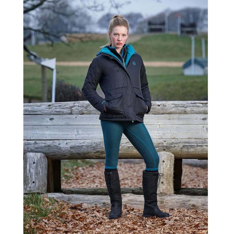 Dublin Adda Waterproof Jacket Black