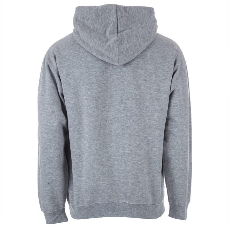 Mikina Get The Label Mens Ac/Dc Est 73 Hoody Grey