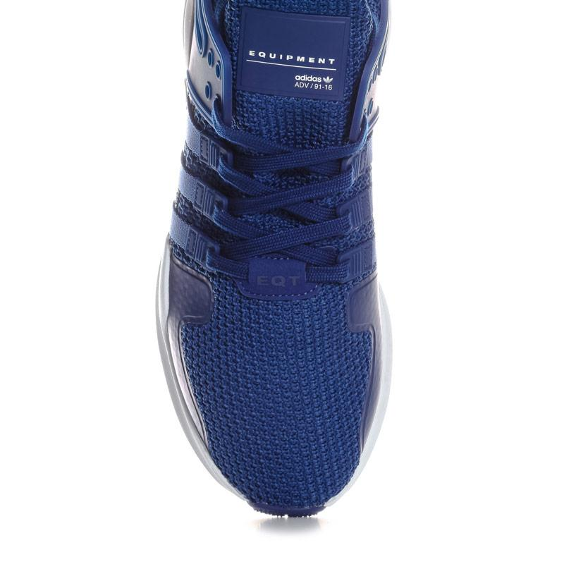 Adidas Originals Mens EQT Support ADV Trainers Blue-White