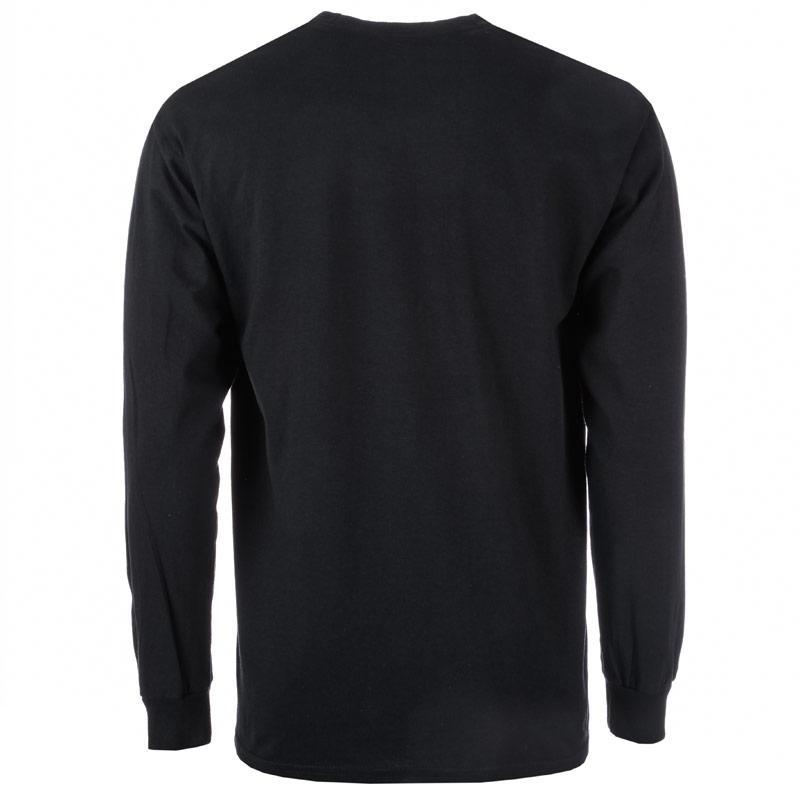 Tričko Marvel Mens Long Sleeve Deadpool T-Shirt Black