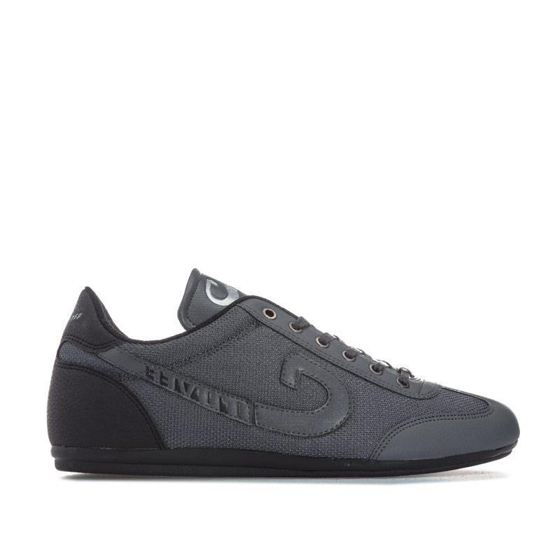 Cruyff Mens Vanenburg Trainers Grey black