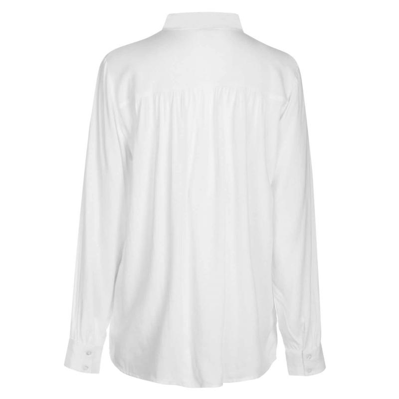 Košile JDY Dicte Long Sleeve Shirt Cloud Dancer