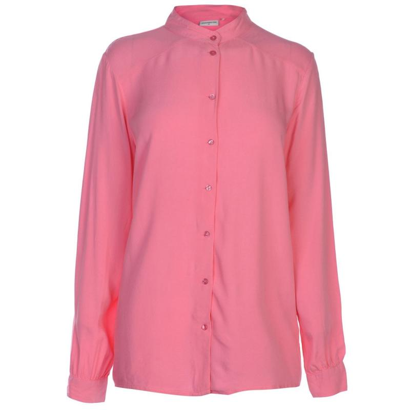 Košile JDY Dicte Long Sleeve Shirt Aurora Pink