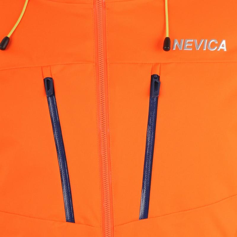 Nevica Vail Ski Jacket Mens Orange