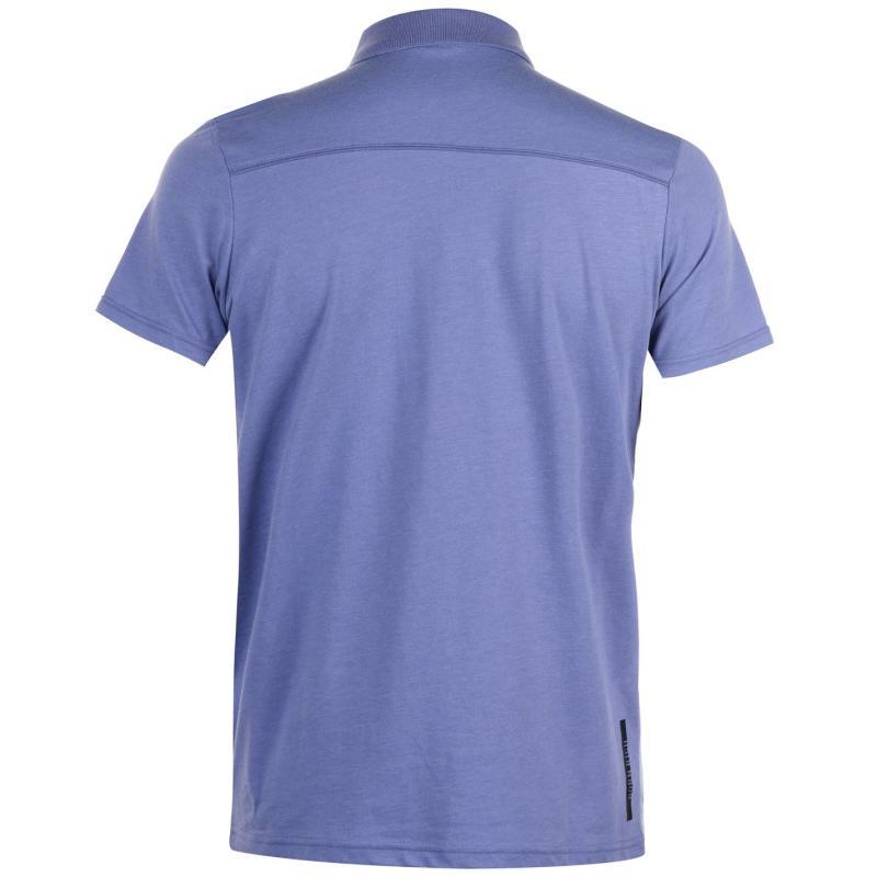 Born Rich Rata Polo Shirt Mens Alloy Marl