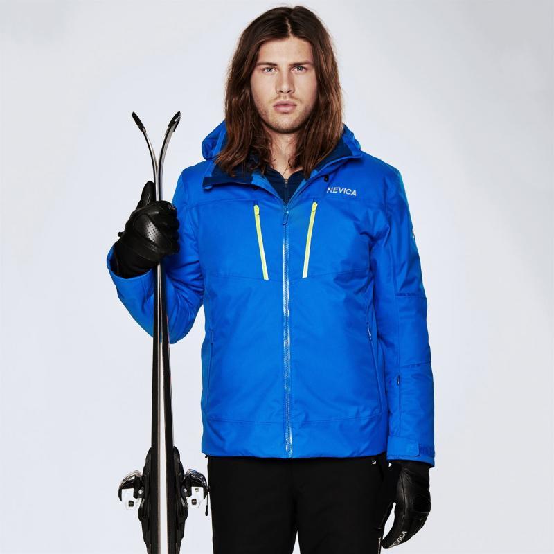 Nevica Vail Ski Jacket Mens Blue