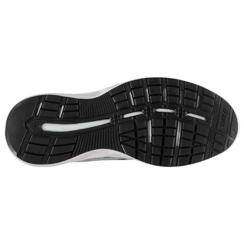 Asics Rapid 5 Mens Running Shoes Blue/Silv/Black