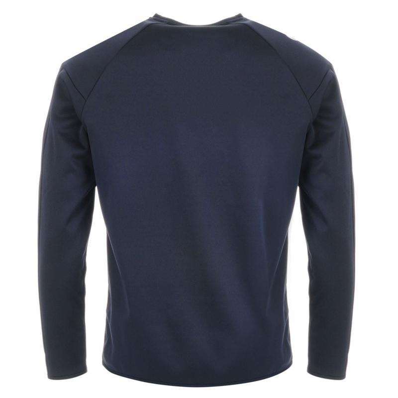 Mikina Sondico Strike Crew Sweater Mens Black/White