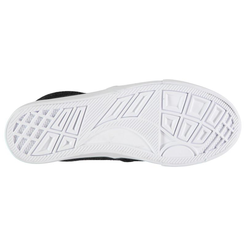 Crafted Star Slip On Shoes Child Girls Black