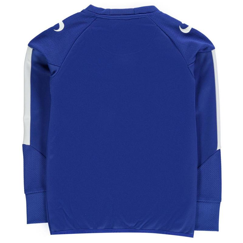 Mikina Sondico Evo Crew Sweater Junior Boys Royal