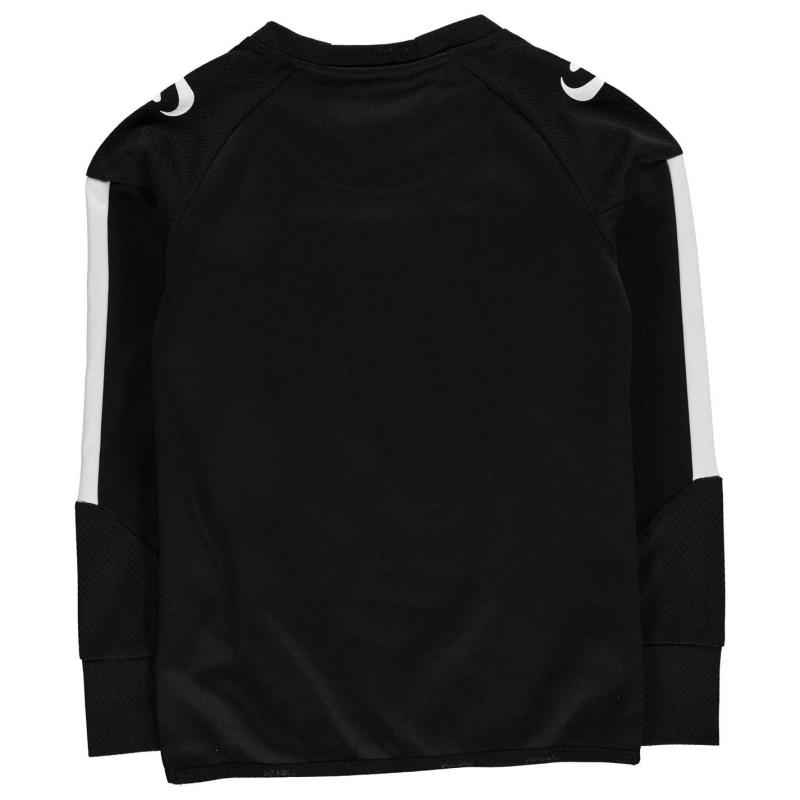 Mikina Sondico Evo Crew Sweater Junior Boys Black