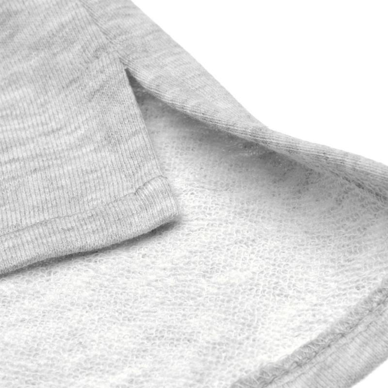 Mikina JDY Brace Long Sleeve Tie Sweatshirt White Melange