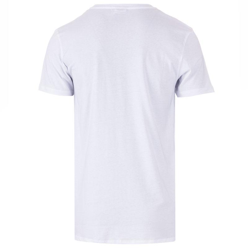 Tričko Hype Mens Smudge T-Shirt White