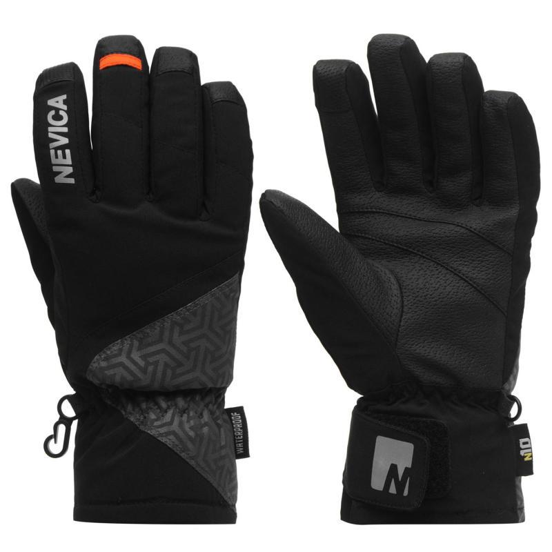 Nevica 3in1Ski Glove Jn81 Black