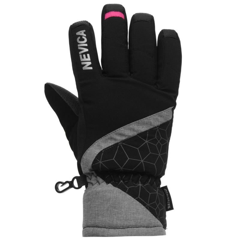 Nevica 3in1Ski Glove Jn81 Black/Pink