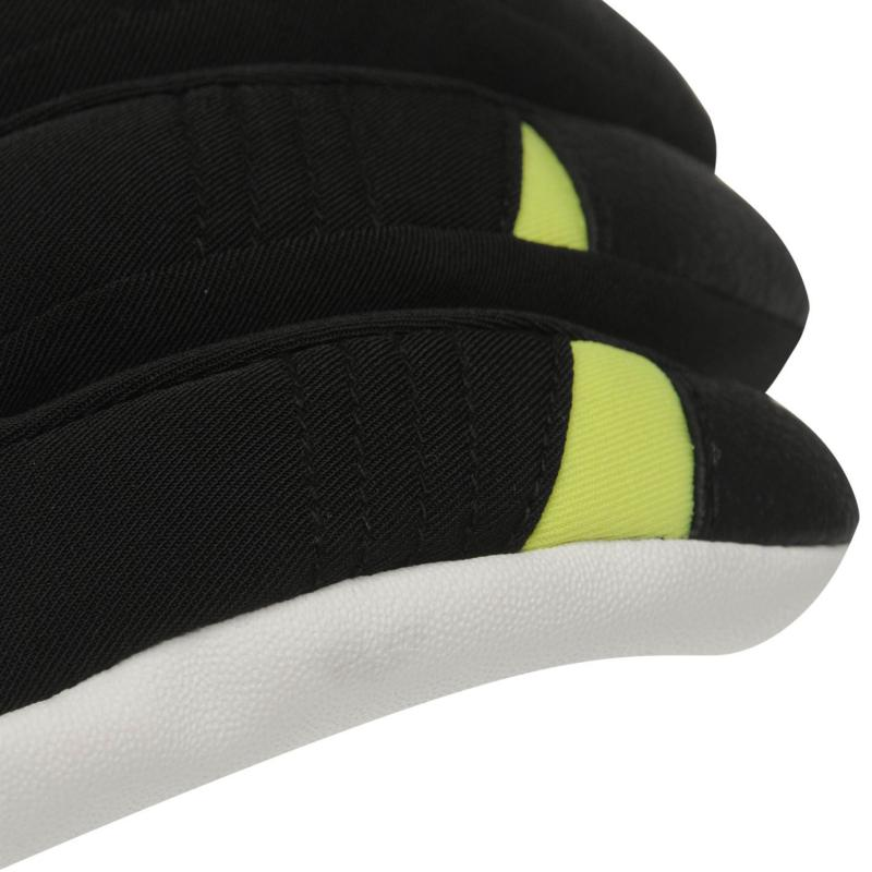 Nevica Vail Ski Gloves Junior Black/Green