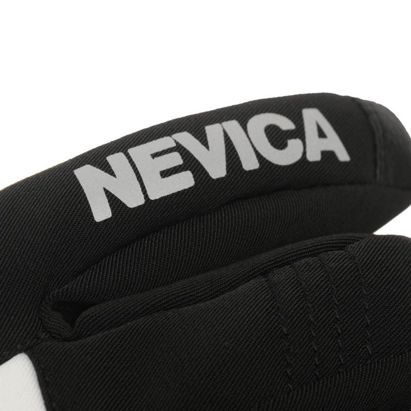 Nevica Vail Ski Gloves Junior Black/Blue
