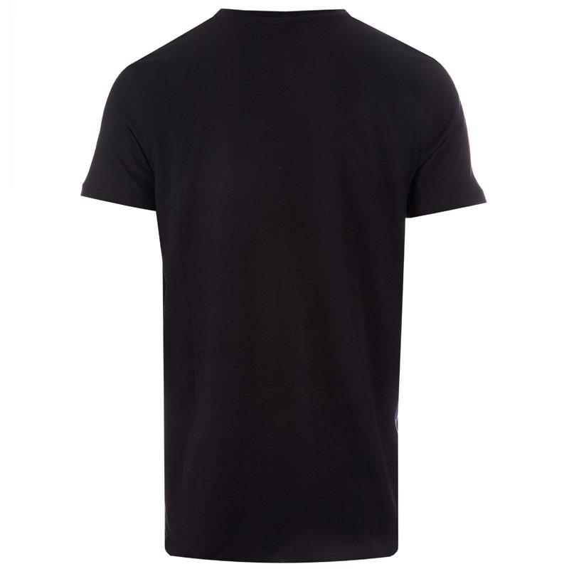 Tričko Hype Mens Capital Artist T-Shirt Black