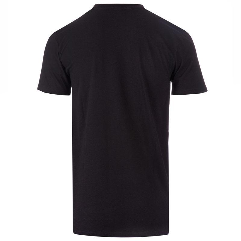 Tričko Hype Mens Capital Floral T-Shirt Black