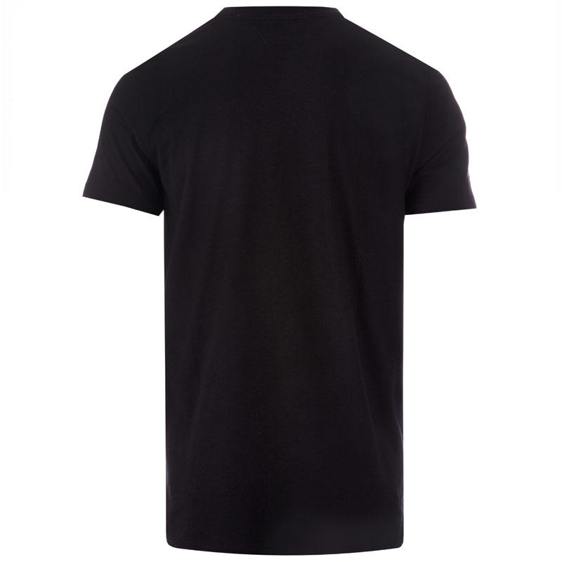 Tričko Hype Mens Glitch Reef T-Shirt Black