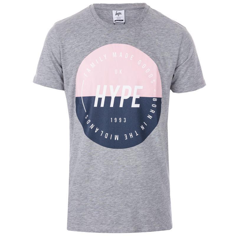 Tričko Hype Mens San Pan T-Shirt White