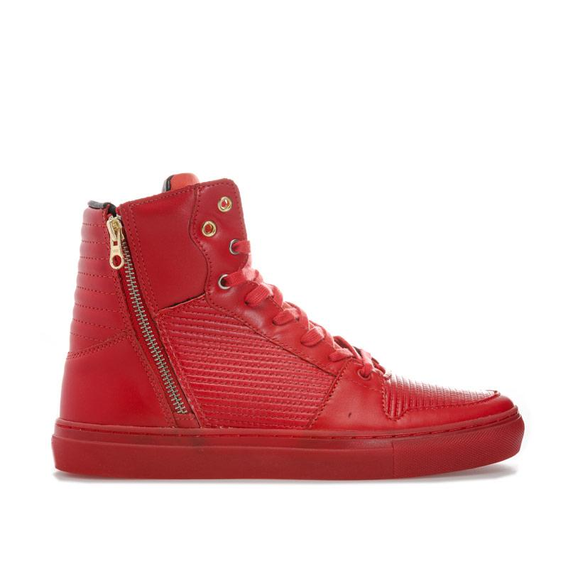 Creative Recreation Mens Adonis Trainers Red