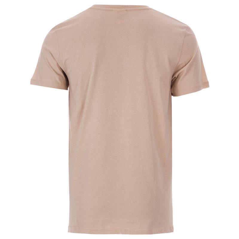 Tričko Hype Mens FMG Logo T-Shirt Sand