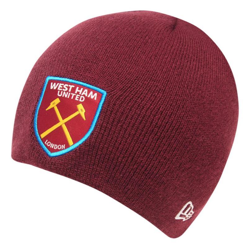 New Era West Ham Cap Black