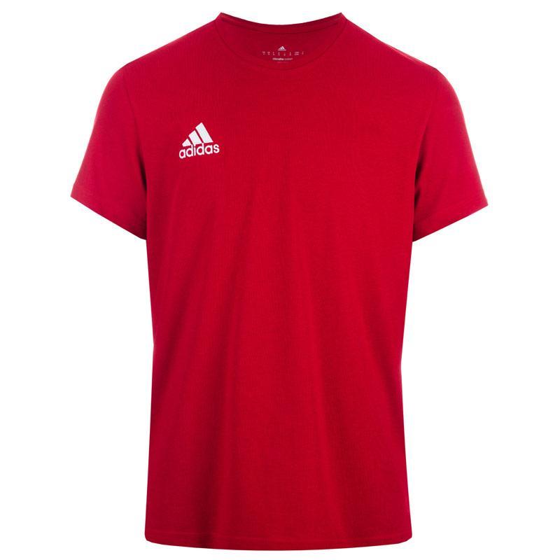 Tričko Adidas Performance Mens Core 15 T-Shirt Red