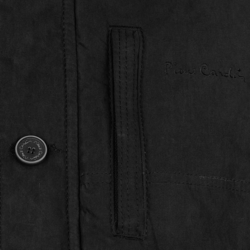 Pierre Cardin Padded Gilet Mens Black