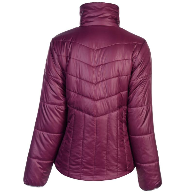 Horseware Eve Ladies Padded Jacket Berry