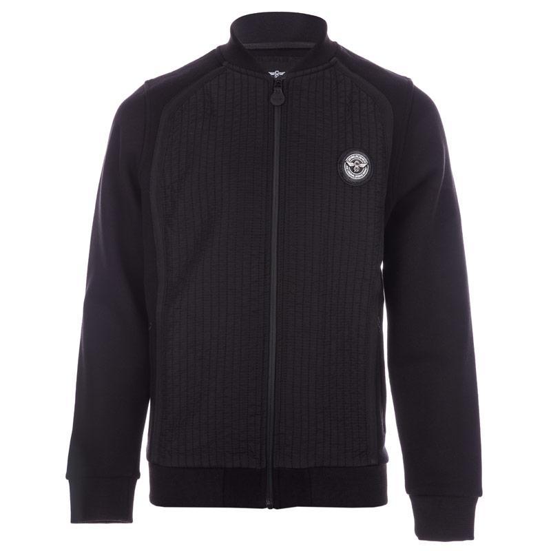 Bunda Creative Recreation Junior Boys Alpine Jacket Black