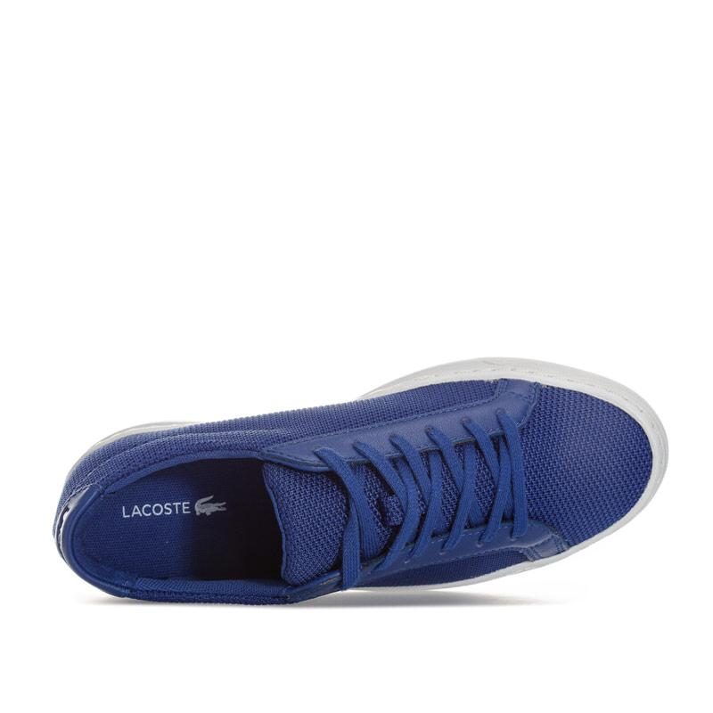 Boty Lacoste Junior Boys L.12.12 Trainers Blue