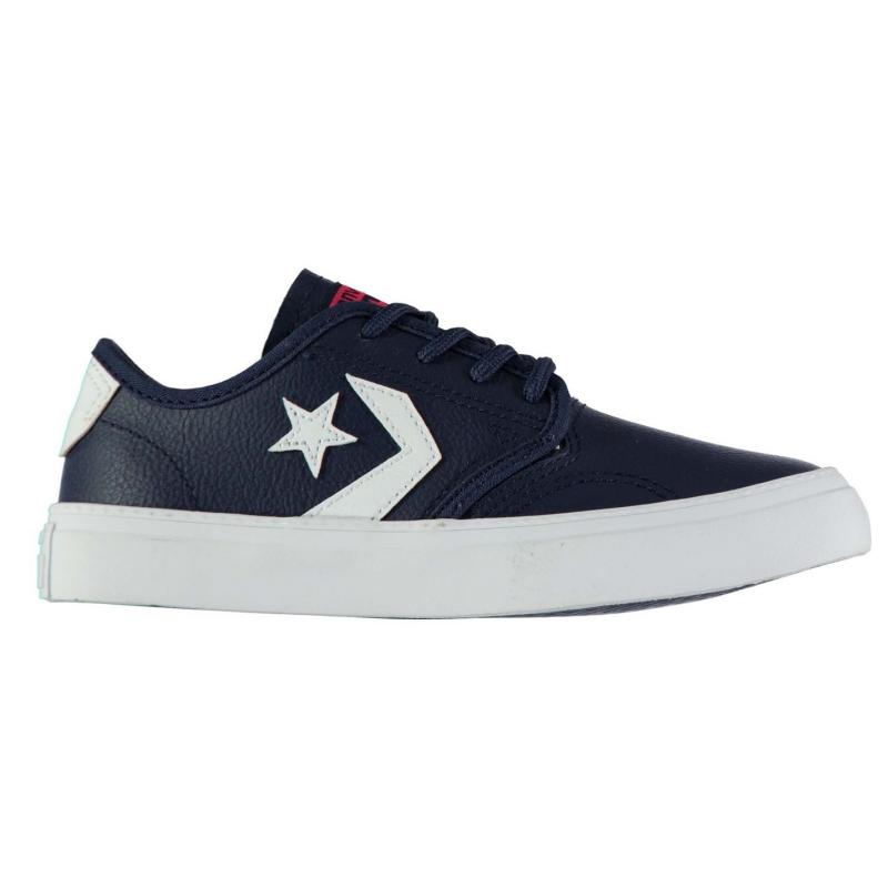 Boty CONS Zakim Trainers Black/Blue