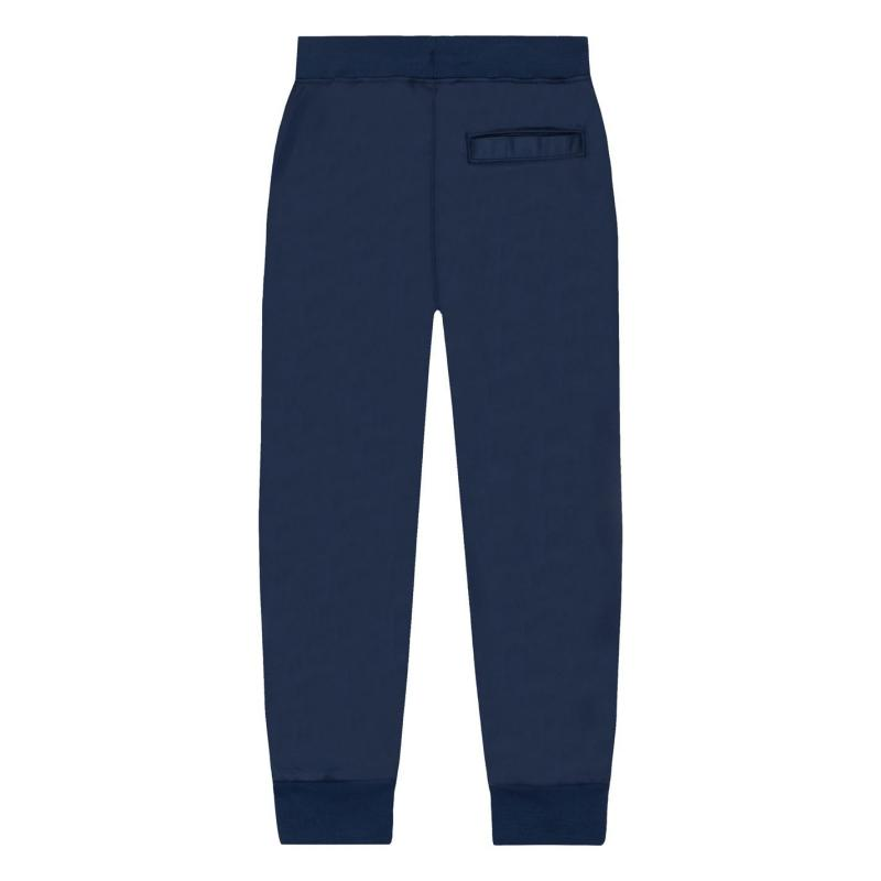 Tepláky Converse Boys Wordmark Warmup Jogging Bottoms All Star Navy