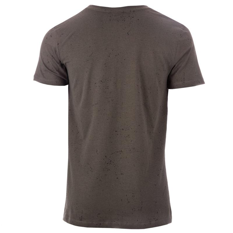 Tričko Hype Mens Splat T-Shirt Green