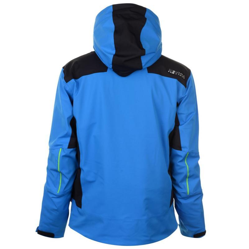 Nevica Whistler Ski Jacket Mens Blue/Black