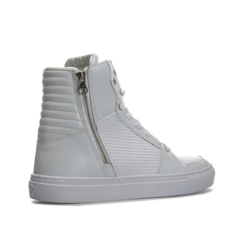 Creative Recreation Mens Adonis Trainers White