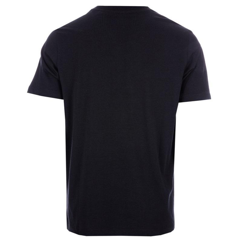 Tričko Bench Mens Logo T-Shirt Black