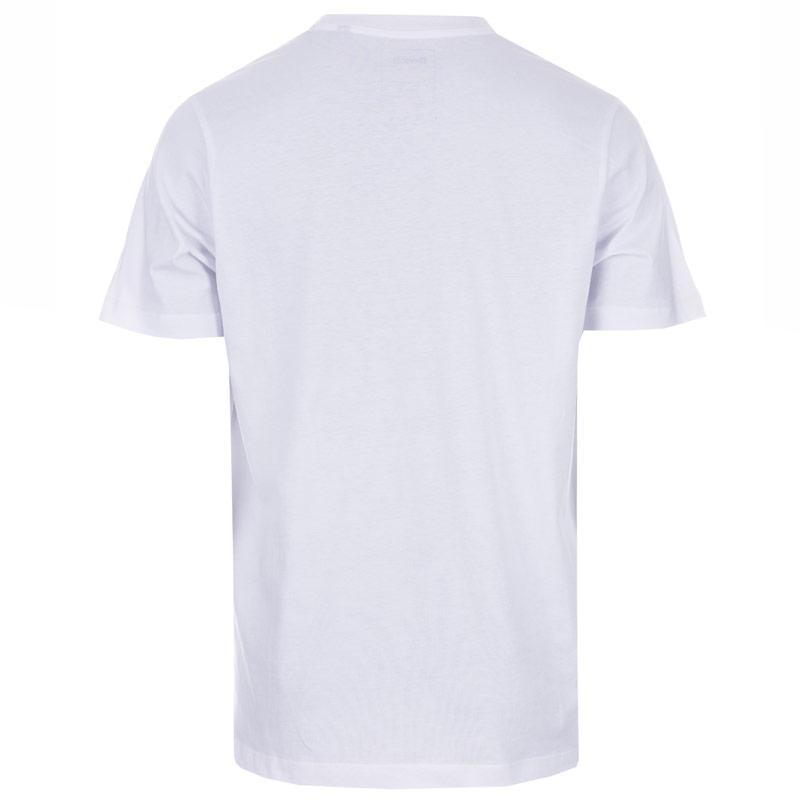Tričko Bench Mens Logo T-Shirt White