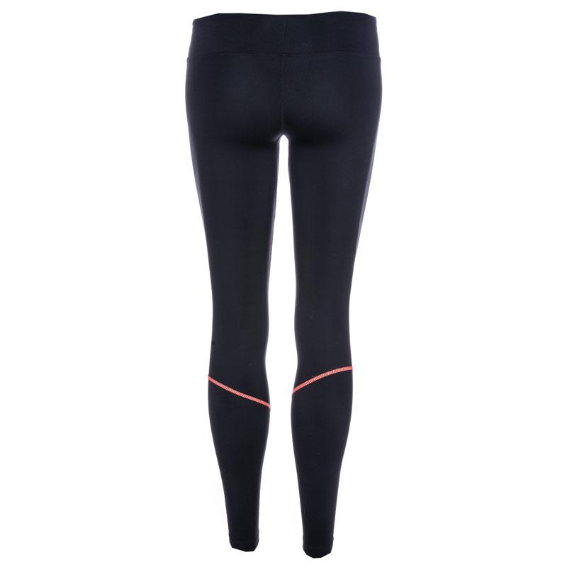 Sportovní kalhoty More Mile Womens Compression Running Tights Black