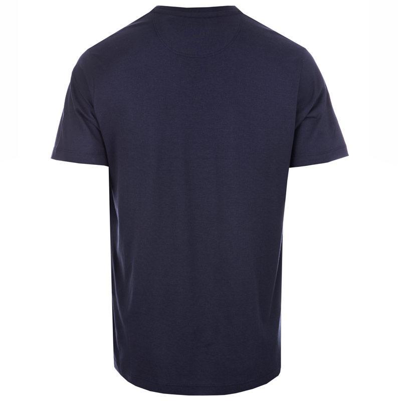 Tričko Bench Mens Forever Vacation T-Shirt Navy