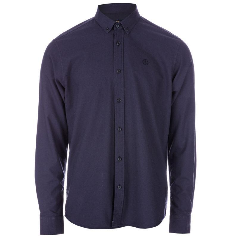 Henri Lloyd Mens Henri Club Regular Shirt Navy