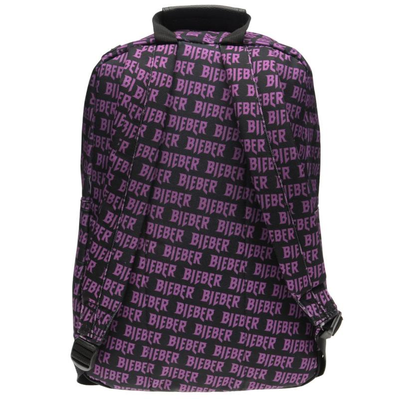 Official Band Backpack Bieber Repeat