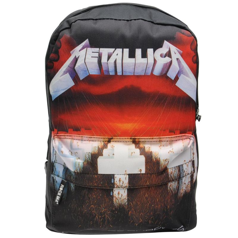 Official Band Backpack Metallica Maste