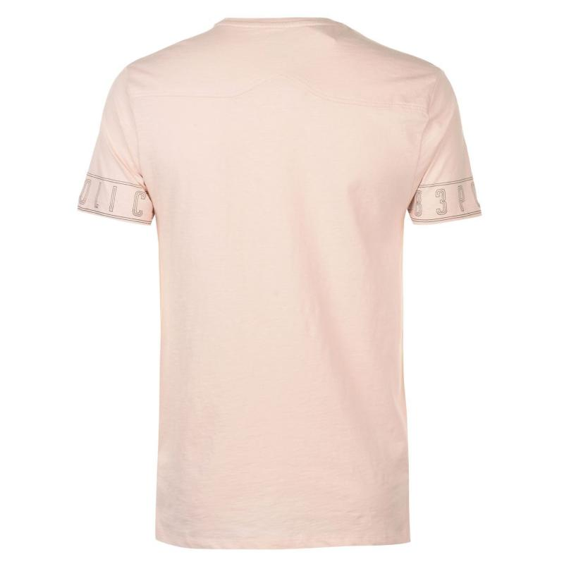 Tričko 883 Police Avalon T Shirt White