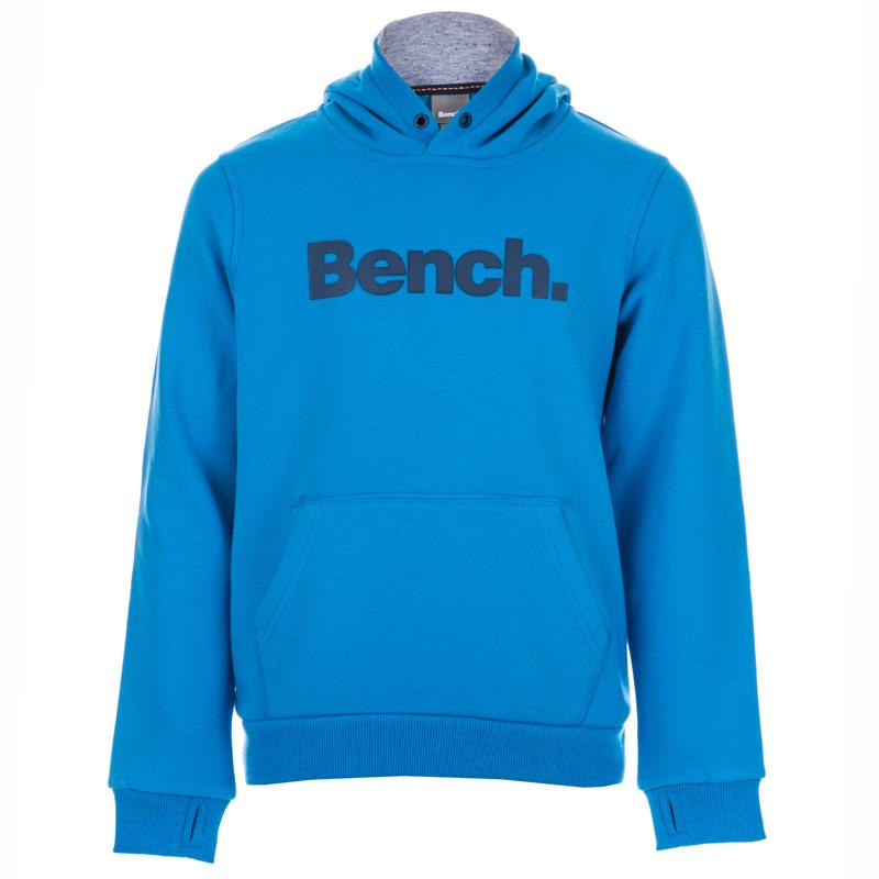 Bench Infant Boys Logo Hoody Blue