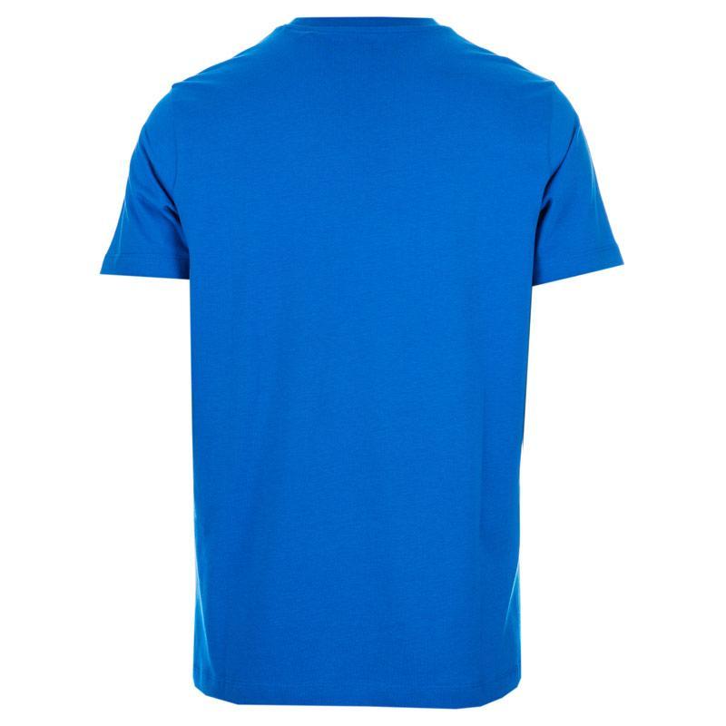 Tričko Bench Mens Logo T-Shirt Blue